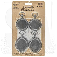 Tim Holtz Metals - Watch Cameos