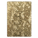 Tim Holtz Embossing Folder - Botanical (3D)