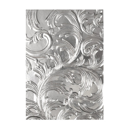 Crafters Companion 3D Embossing Folder English Rose