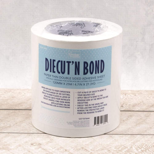 Couture Double-Sided Tape - Diecut'N Bond