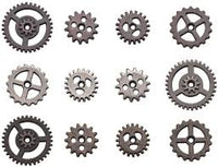 Tim Holtz Metals - Mini Gears