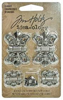 Tim Holtz Metals - Hinges