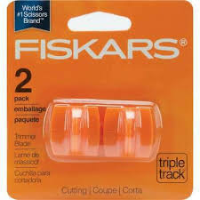 Fiskars Replacement Blades - Trimmer High Profile Triple Track