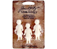 Tim Holtz Embellishments - Salvaged Dolls