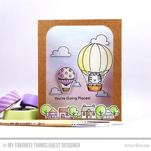 My Favorite Things Stamp set - Up In The Air