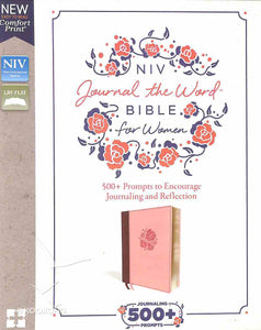 Bible NIV - Journal the Word Bible
