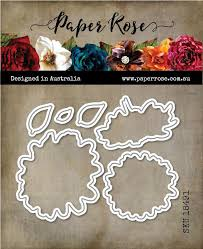 Paper Rose Die Set - Daisy Days