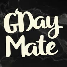 Couture Chipboard - G'Day Mate