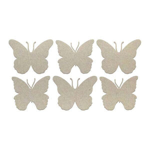 Couture Chipboard - Mini Butterflies