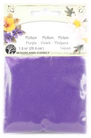 Woodland Scenics Pollen - Purple