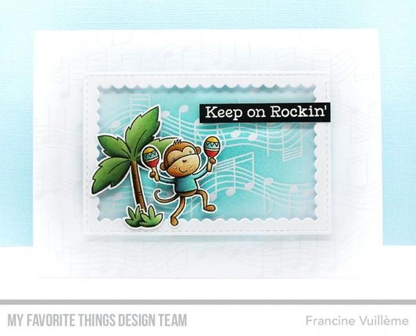 My Favorite Things Stamp set - Jungle Vibes