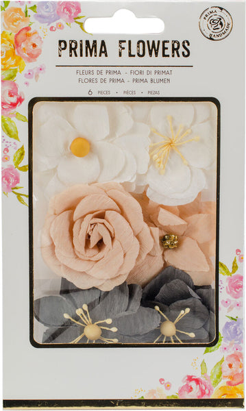 Prima Flower Pack - Amelia Rose Collected