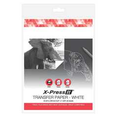 X-press Transfer Paper A4 - White