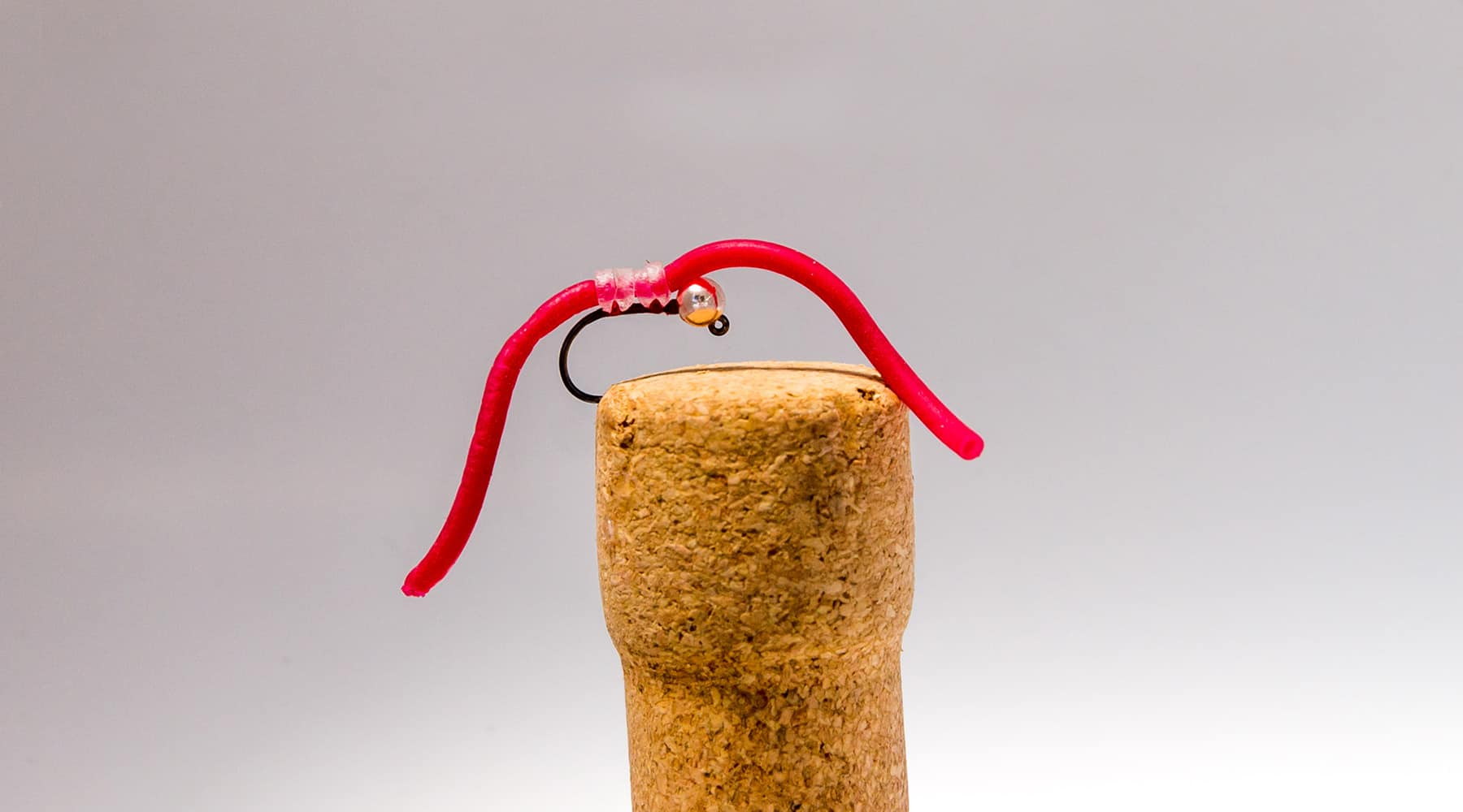An Improved Squirmy Wormy: How to tie the improved strap on squirmy wormy fly
