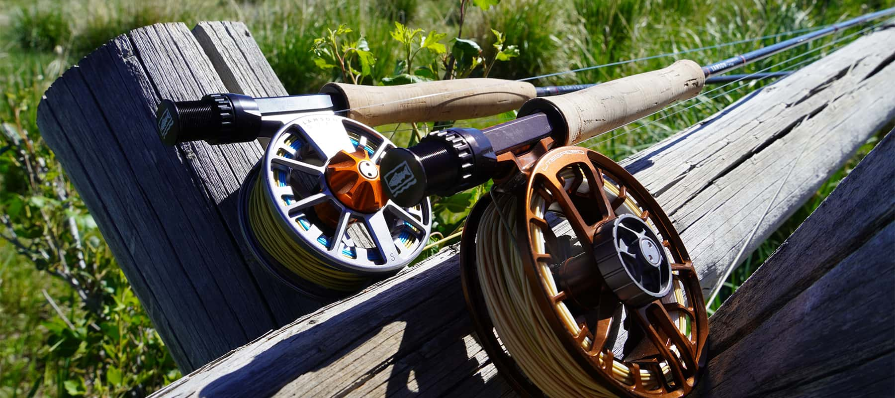 Lamson Fly Reels | Waterworks Lamson Fly Reels are born in Idaho