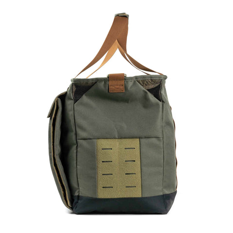 Umpqua ZS2 Wader Tote Best Fly Fishing Wader Bag Wader and Boot Storage With Molle Attachments