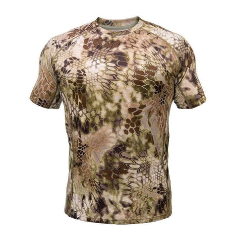 Kryptek Hoplite 2 Short Sleeve Highlander