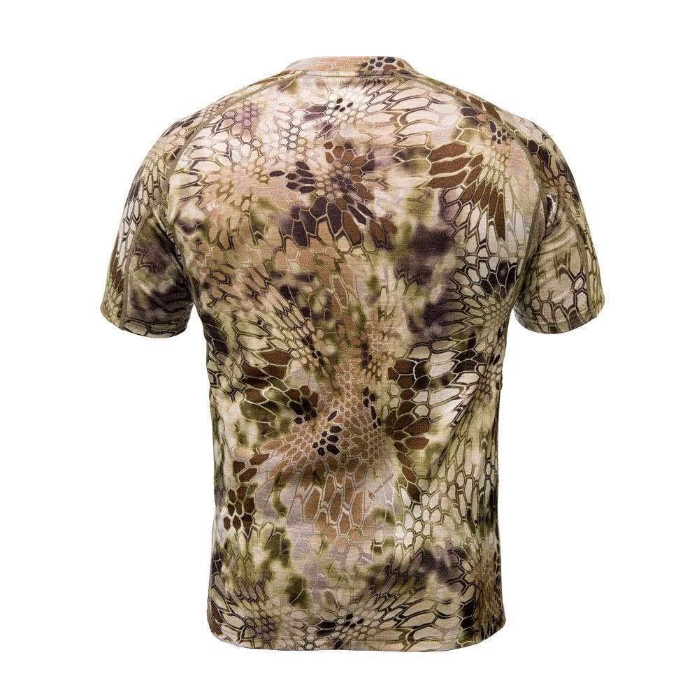 Kryptek Hoplite 2 Short Sleeve Highlander Back