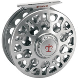 3-TAND TF-70 Lightweight Fly Reel Titanium Grey Back