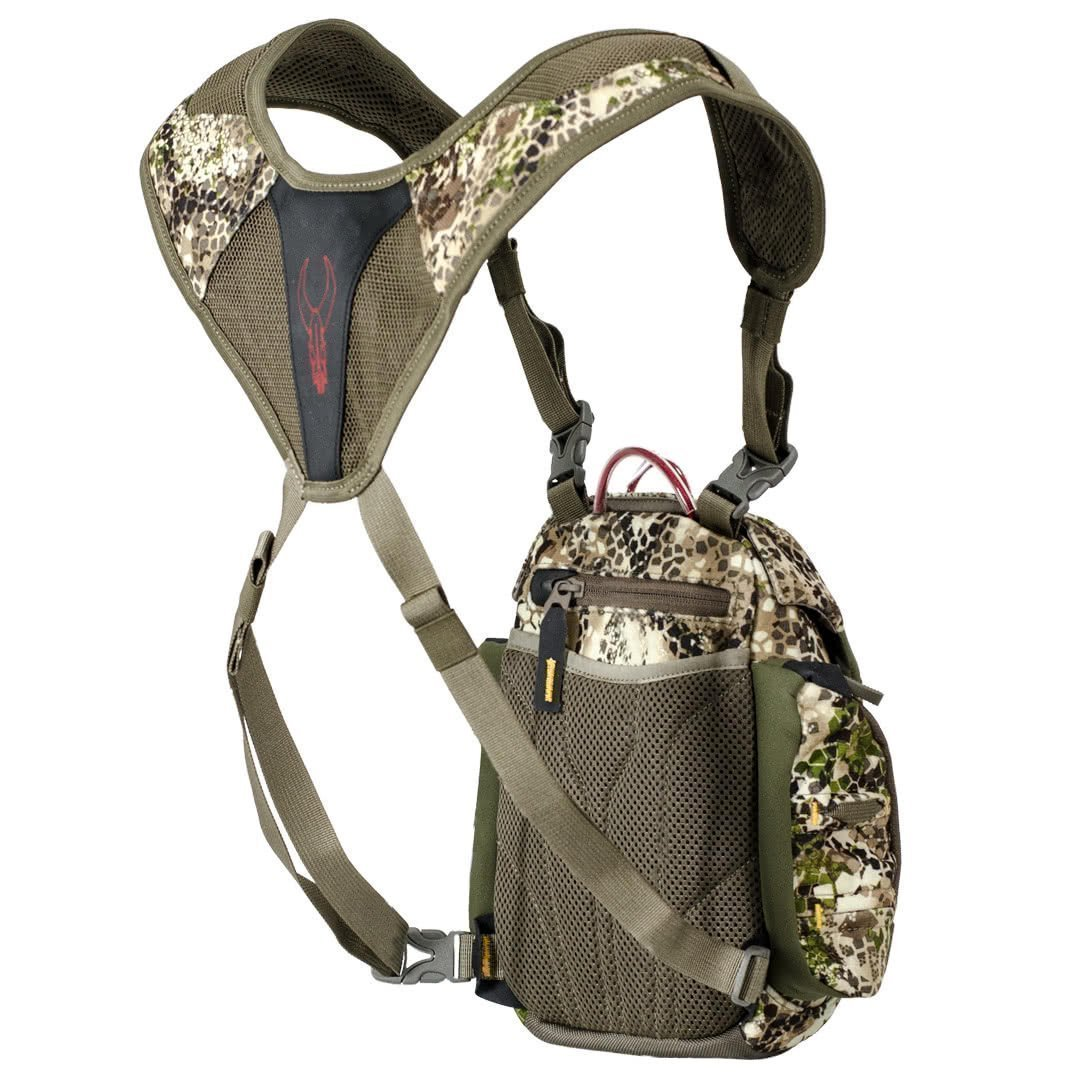 Badlands Bino XR Optics Pack Back With Straps Approach Camo