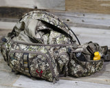 Badlands Monster Lumbar Hunting Pack Approach Front Open
