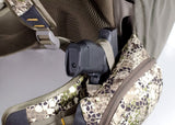 Badlands Packs Dash Hunting Pack Back Holster Detail Approach Camo