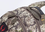Badlands Packs Dash Hunting Pack Back Zipper Detail Approach Camo