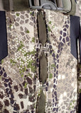 Badlands Packs Dash Hunting Pack Front Webbing Detail Approach Camo