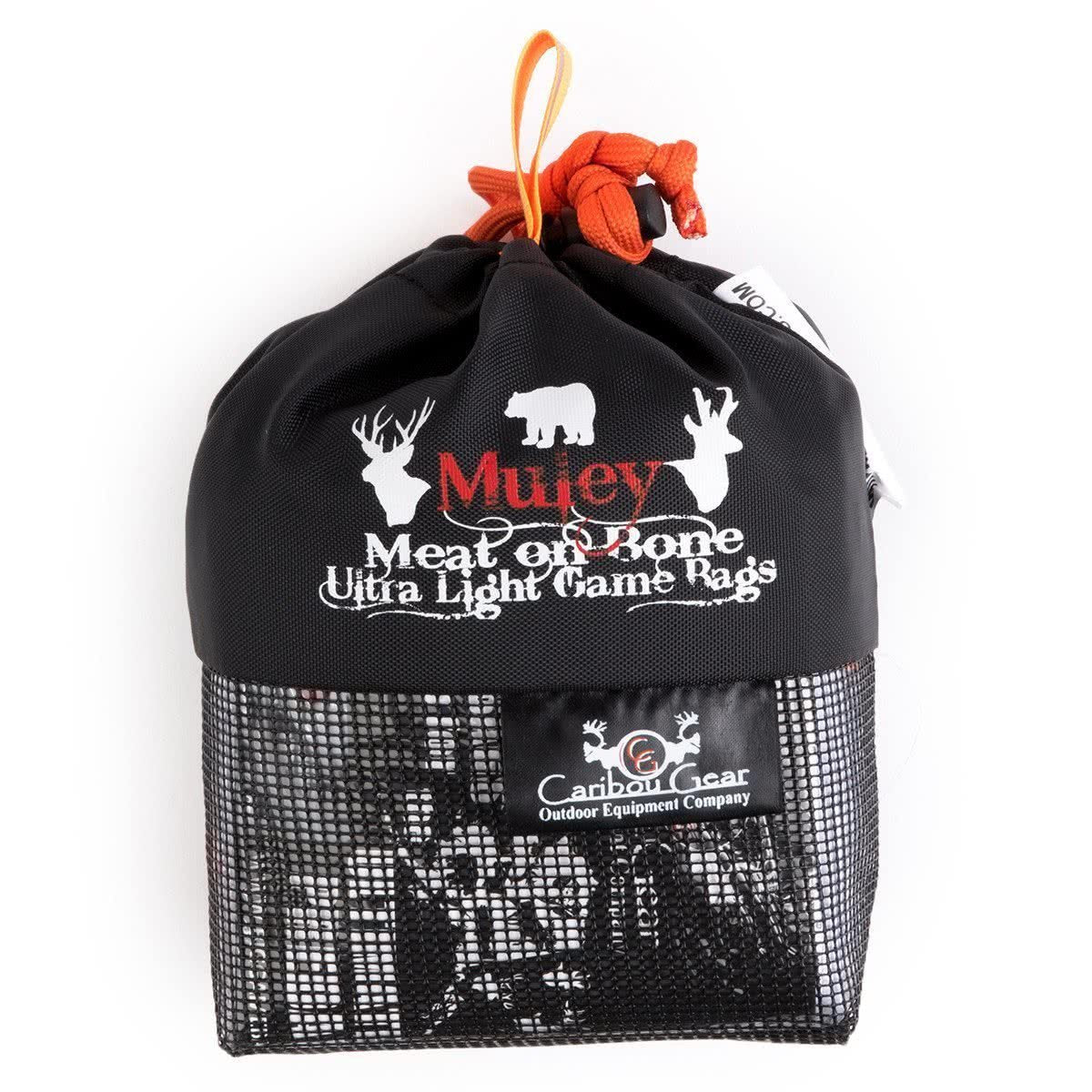 Caribou Gear Muley Meat On Bone Ultra-Light 5 Piece Game Bag Set Hero