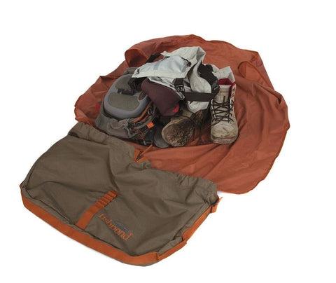 Fishpond Burrito Wader Bag Open