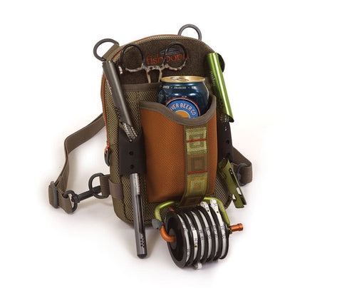 Fishpond Cerveza Sidekick Chest Pack Front