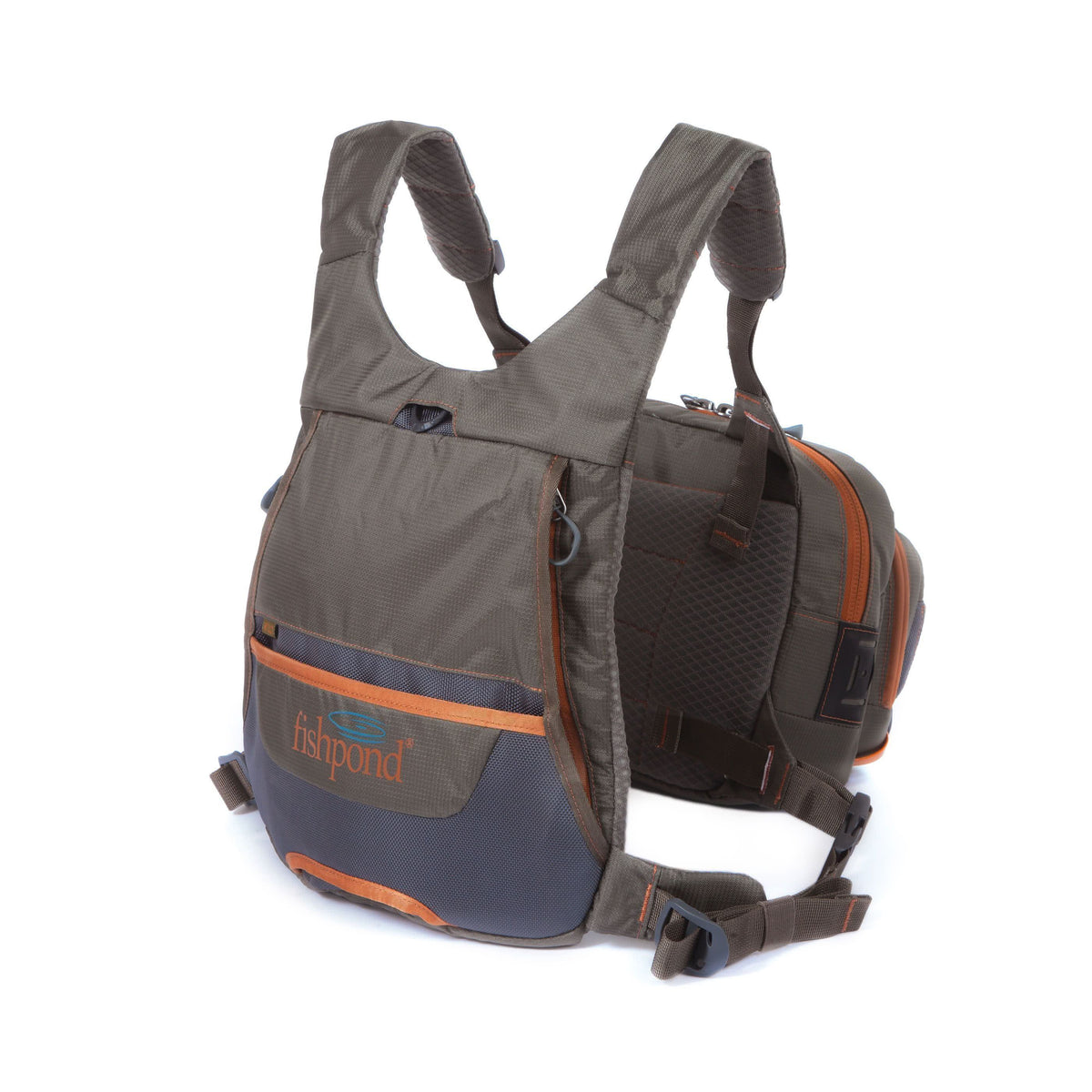 Fishpond Cross Current Chest Pack Back 2