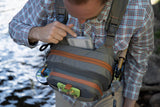 Fishpond Cross Current Chest Pack Front Quick Access