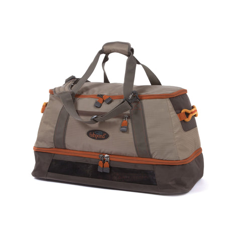Fishpond Flat Tops Wader Duffel Front