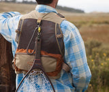 Fishpond Gore Range Tech Pack In Use Back