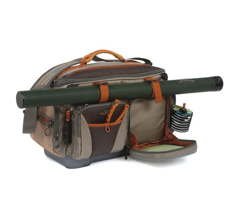 Fishpond Green River Gear Bag Front Rod Tube