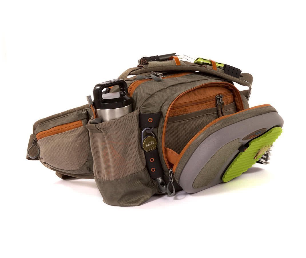 Fishpond Gunnison Guide Pack Front open
