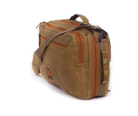Fishpond Half Moon Weekender Bag Earth Front