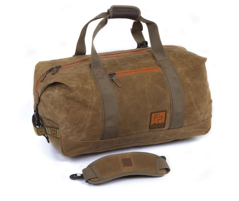 Fishpond Jagged Basin Duffel Earth Front