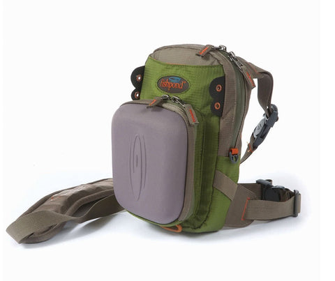 Fishpond Medicine Bow Chest Pack Front