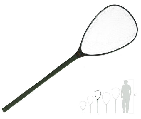 Fishpond Nomad Guide Net Size Reference