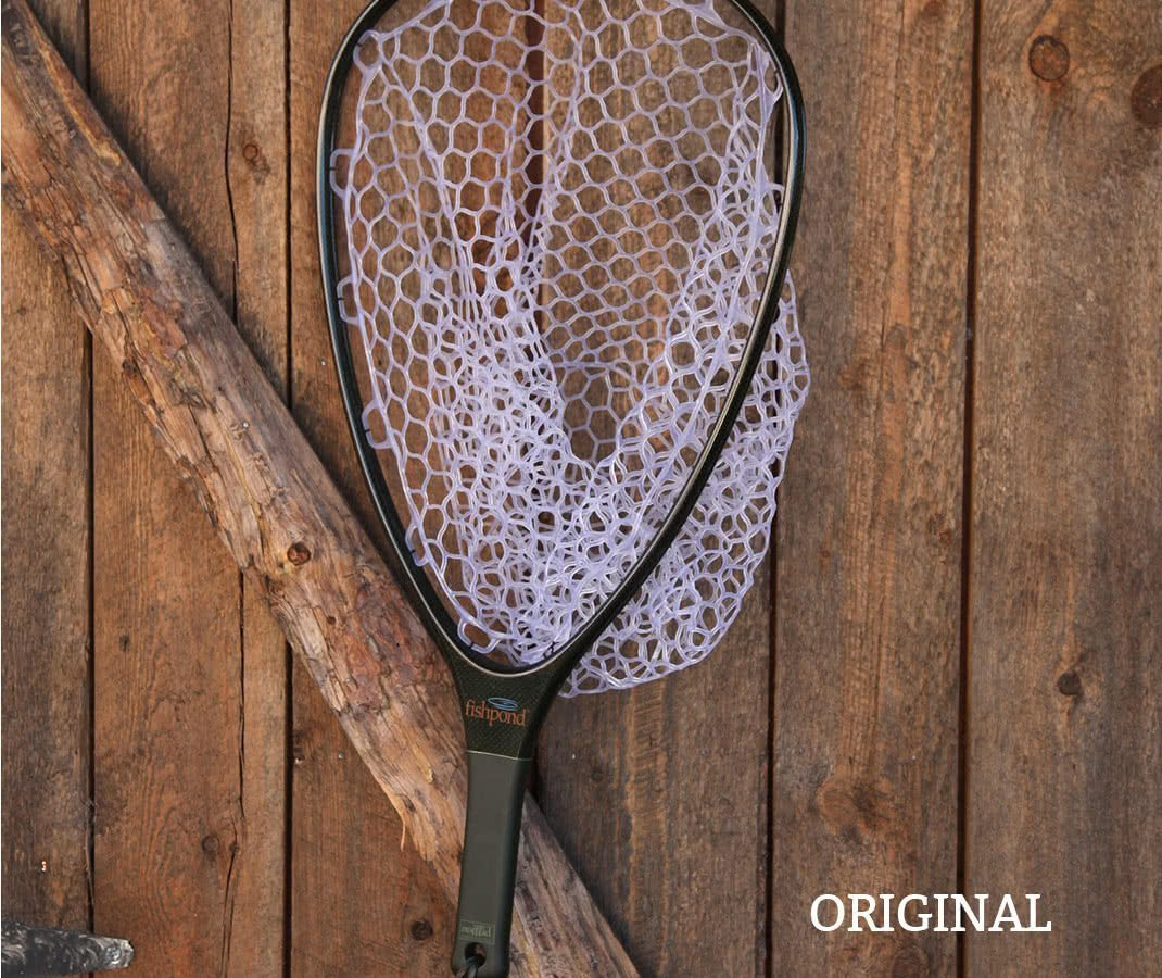 Fishpond Nomad Hand Net In The Field