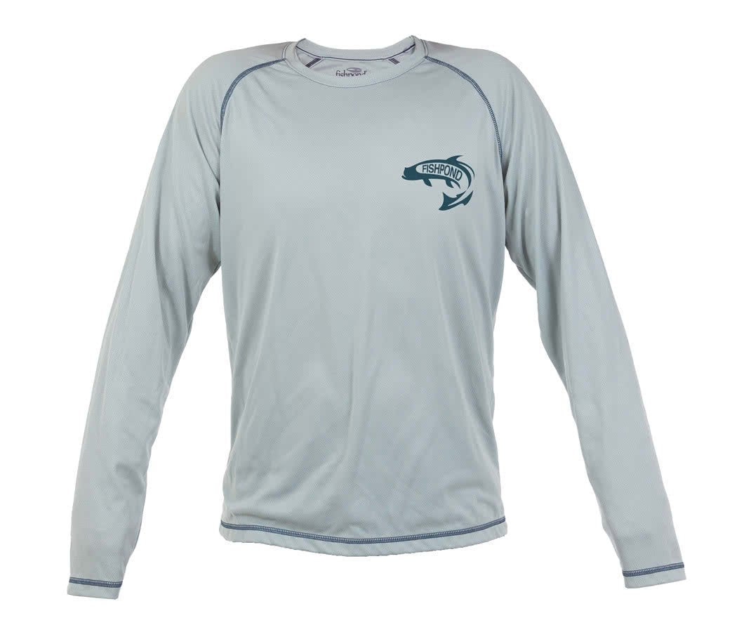 Fishpond Salty Dawgs Drift LS Shirt Front