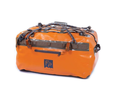 Fishpond Thunderhead Large Submersible Duffel Bag Front