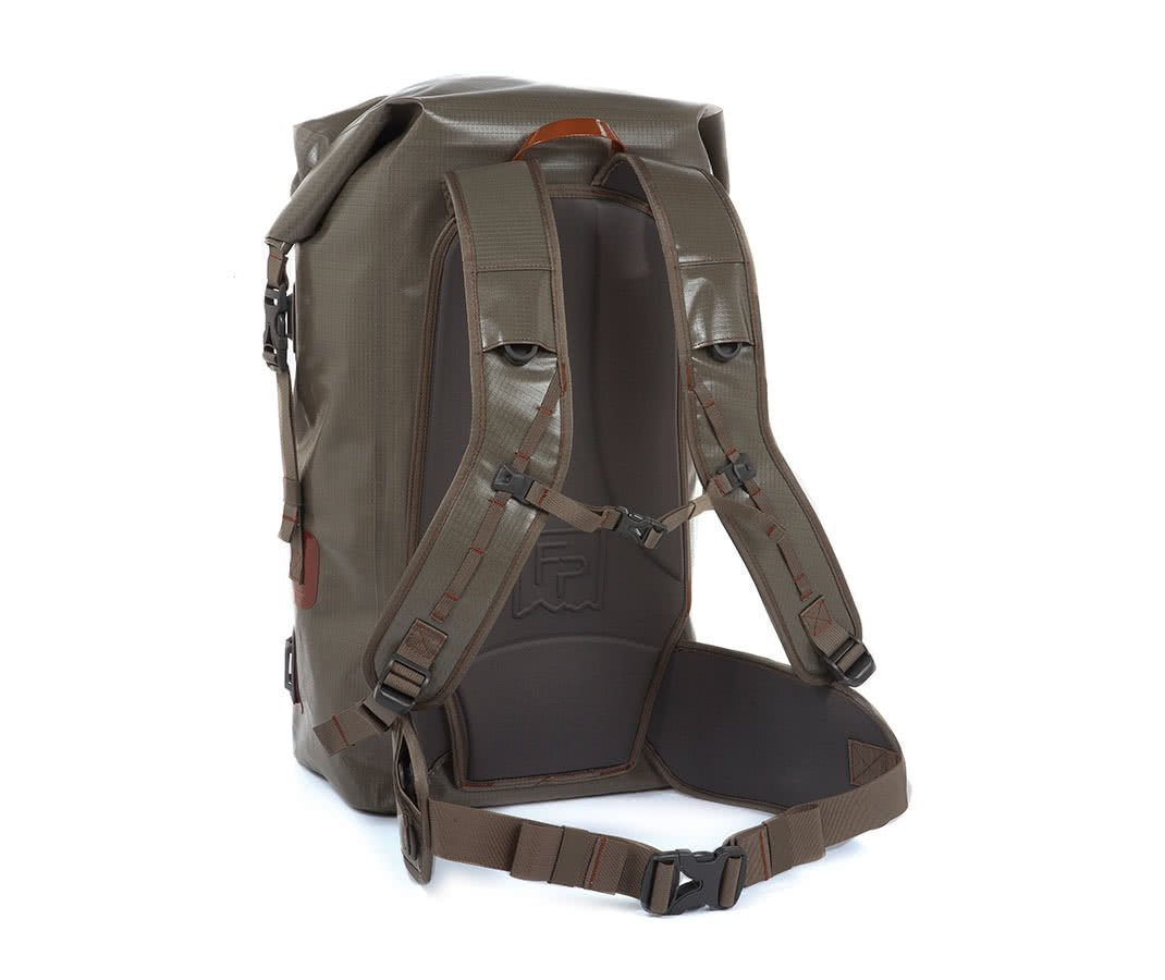 Fishpond Wind River Roll Top Backpack Front