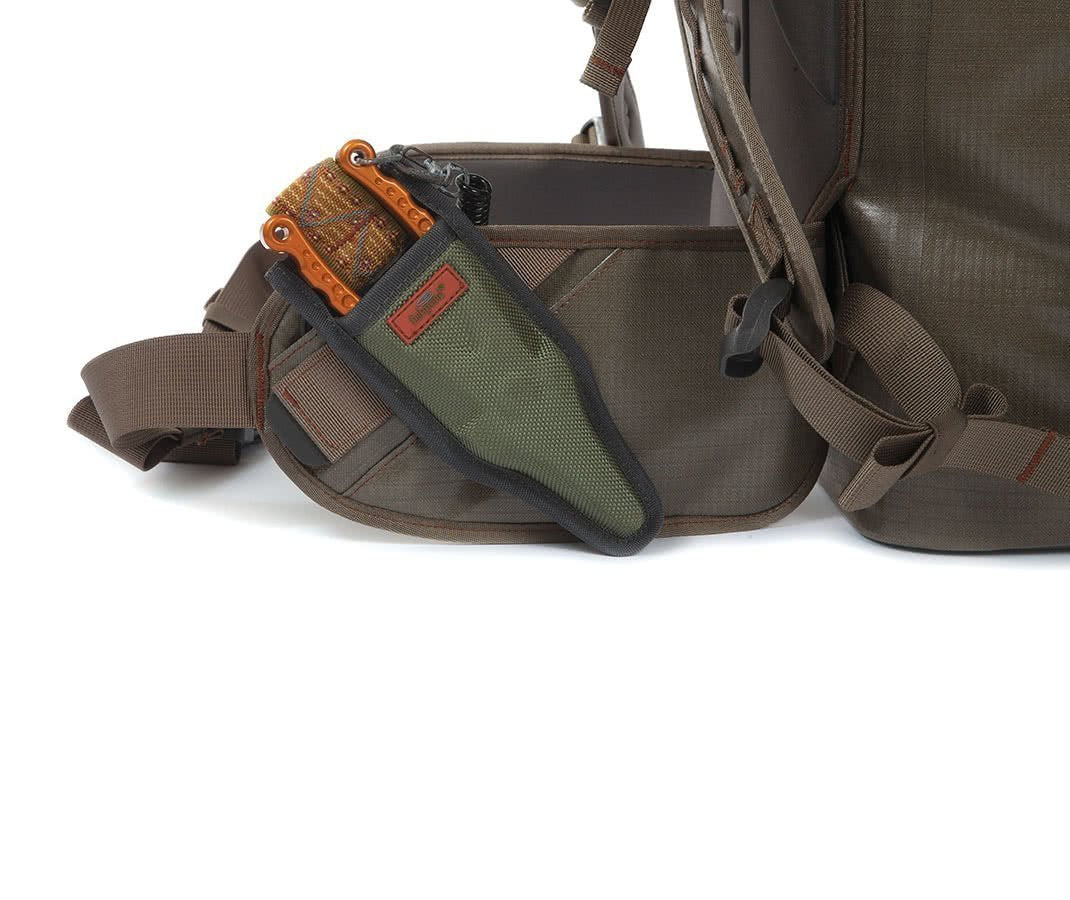 Fishpond Wind River Roll Top Backpack Side Detail