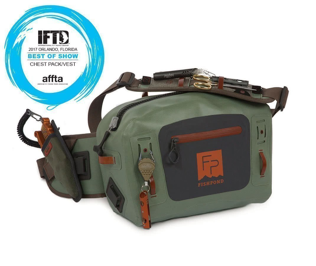 Fishpond Thunderhead Submersible Lumbar Award