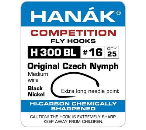 Hanak Competition H-300 BL Hook
