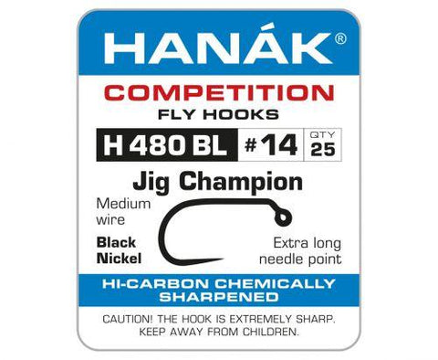 Hanak Competition H-480 BL Hook