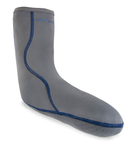 Korkers I-Drain Neoprene Wading Sock 2.5MM Grey